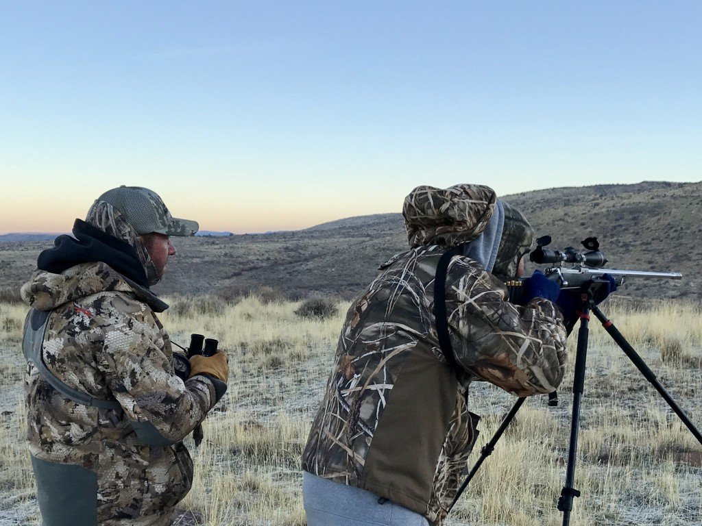 Live Long in the Outdoors - 2017 Idaho Mule Deer Hunt